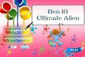 Раскрась героя из Бена 10 – время искусства