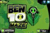 Бен 10: Магнитный лабиринт – испытания Бена