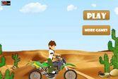 Мотогонка Бена по пустыне – новое место
