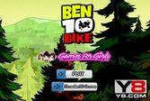 Бен 10 на велике – учимся кататься