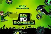 Бомбер Бен 10 – убейте инопланетян