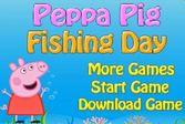 Отправляйтесь вместе с Пепой на рыбалку за редкими тропическими рыбками