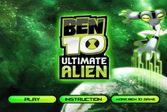 Бен 10 пазл: Инопланетная сверхсила - посмотри с другой стороны