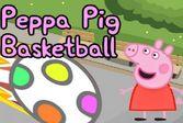 Пепа и баскетбол
