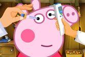 Зрение свинки Пепы зависит от вашего профессионализма