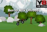 Квадроцикл Бена 10 – загородное приключение