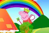 Маленькая свинка Пепа всегда мечтала стать доброй феей