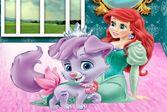 Питомцы принцессы Ариэль