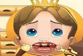 Маленький принц лечит зубы