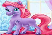Ухаживайте за любимой пони русалочки Ариэль
