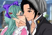 Аниме и первый поцелуй