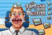 Поймайте сбежавшего врача стоматолога и вылечите ему зубы