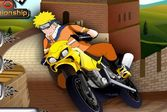Аниме гонки на мотоцикле - кто быстрее