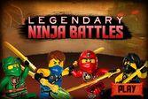 Лего ниндзяго мастера кружитцу битва с призраками
