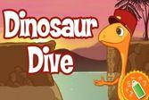 Поезд динозавров для девочек