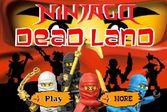 Лего Ниндзяго отправляется к землям мертвых