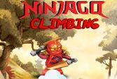 Тренировки Лего Ниндзяго на вертикальной стенке