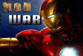 Железный человек - космическая война