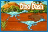 Гонки на поезде динозавров