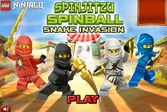 Лего Ниндзя Го: Змеиное вторжение
