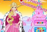 Одевалка принцессы на Новый Год