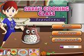 Кухня Сары торт сова