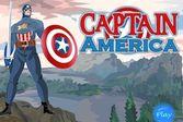 Одевалка для Капитана Америка