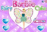 Барби готовит торт - волшебная фея