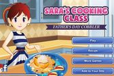 Кухня Сары коблер на день пап