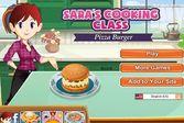 Кухня Сары пицца-бургер