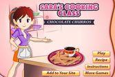 Кухня Сары чурросы