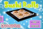 Готовим суши – роллы