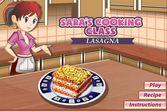 Кухня Сары лазанья