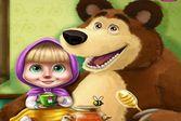Аллергия Машеньки, из Маши и Медведя