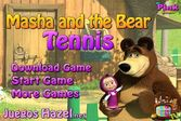 Маша и Медведь – Теннис