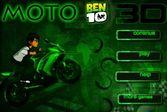 Бен 10 на мотогонке 3D – новые победы