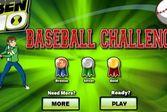 Бен 10 фанат бейсбола – новый вид спорта