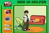 Мини гольф Бена 10 – новое увлечение