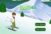 Бен 10 на горных лыжах – крутой отдых