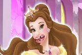 Принцесса Бель лечит больные зубки
