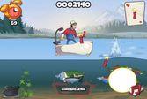 Лови рыбу при помощи динамита
