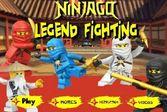 Путь домой храброго воина Lego Ниндзяго
