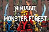 Путешествие Лего Ниндзяго через мрачный лес