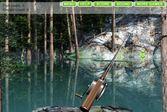 Необычная рыбалка в горах