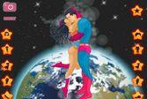 Создайте самую красивую пару на планете Земля