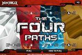 Ниндзя Го: Путь четырех