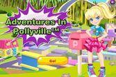 Полли покет - забавные приключения в Полли Вилле