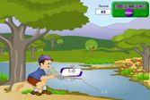 Математическая рыбалка на озере