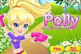 Оденьте красиво Полли Покет для катания на роликовых коньках