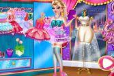 Одевалка принцессы Эльзы